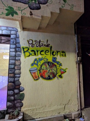Porta de Barcelona tapas restaurant