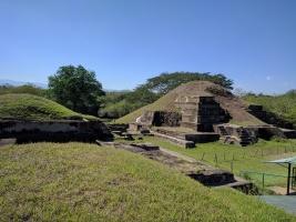 San Andrés Ruins