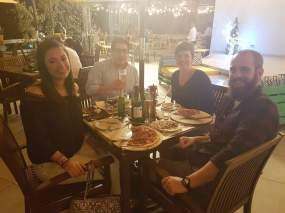 Dinner at Sucree