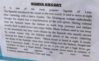 """Nahua Oxcart"" Explanation"