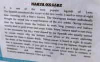 """""""Nahua Oxcart"""" Explanation"""