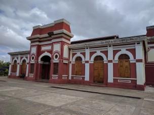 Railway Station Granada